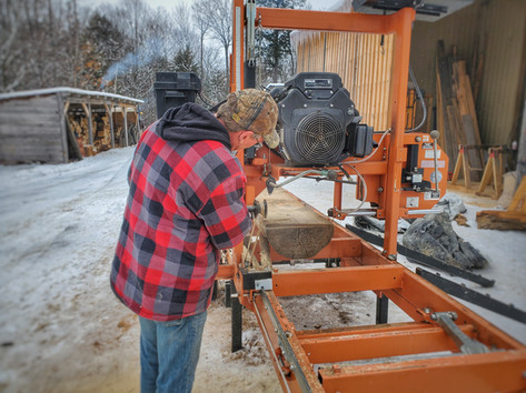 Playing With The Sawmill
