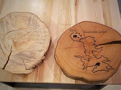 Oak Side Table Top