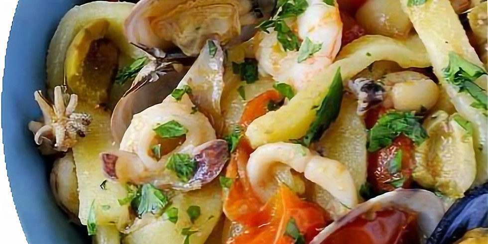 Campania food & wine tasting