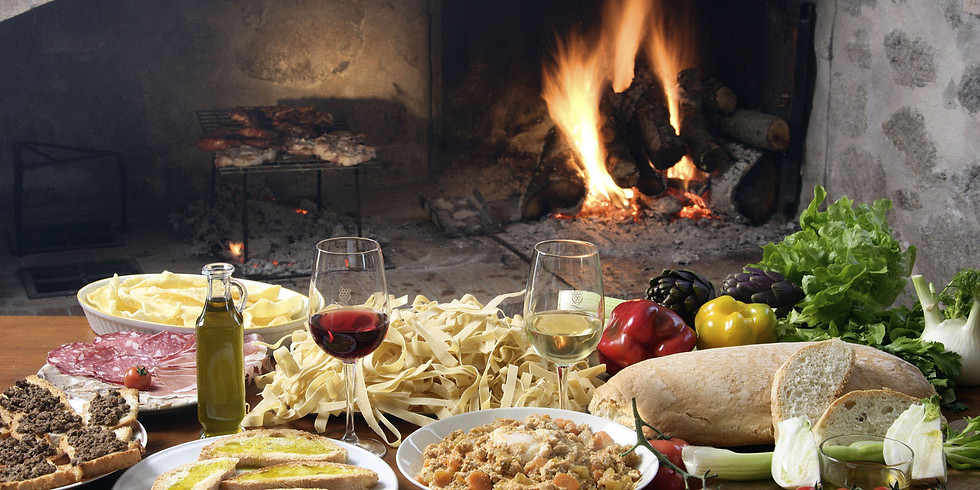 San Francesco d'Assisi - Umbria food & wine tasting