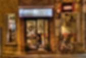 Maximo Italian Bistrt front shop