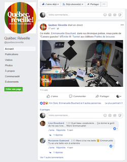 Québec réveille! (CKRL)