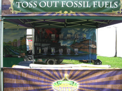 Toss Out Fossil Fuels