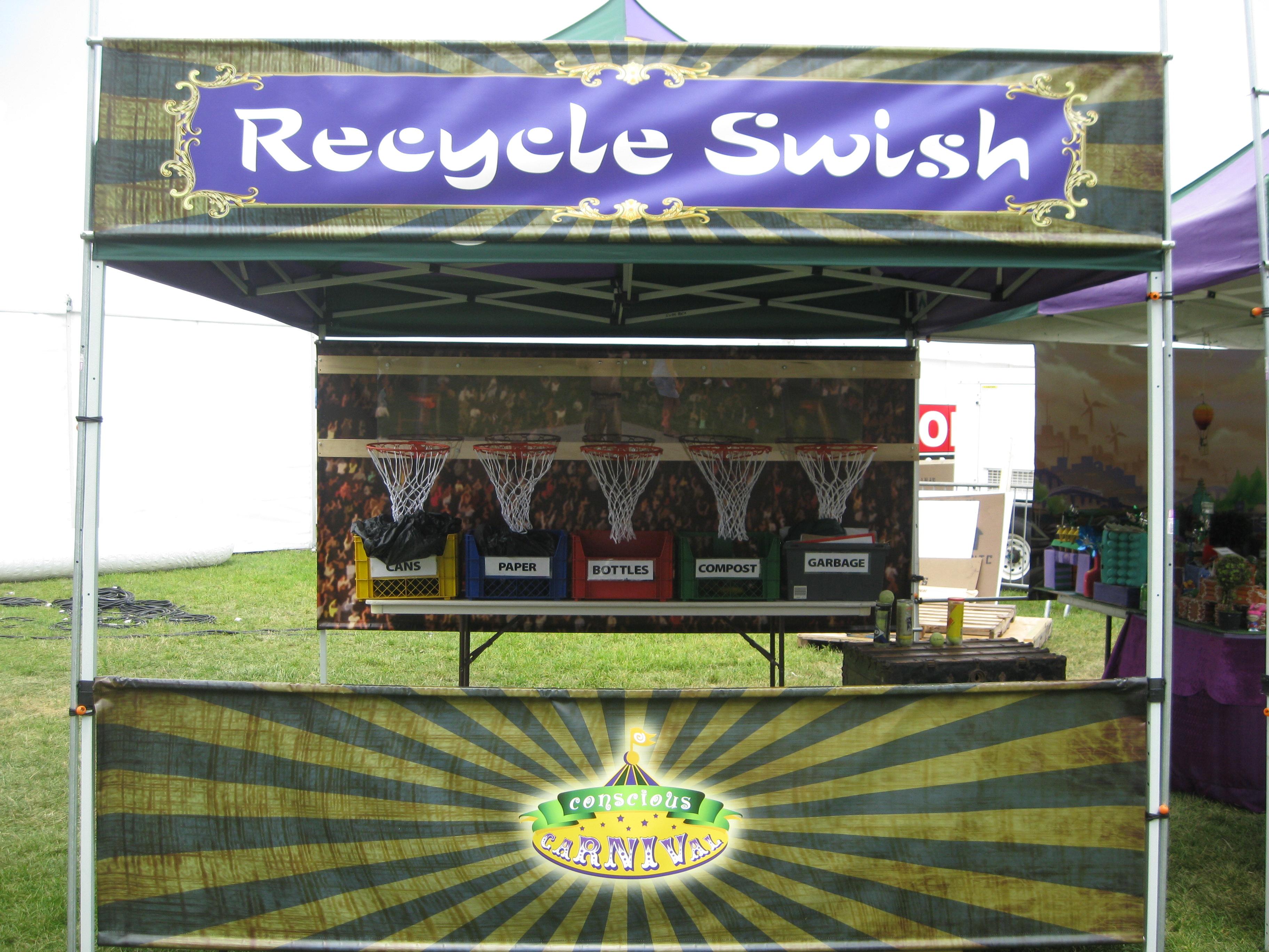 Recycle Swish