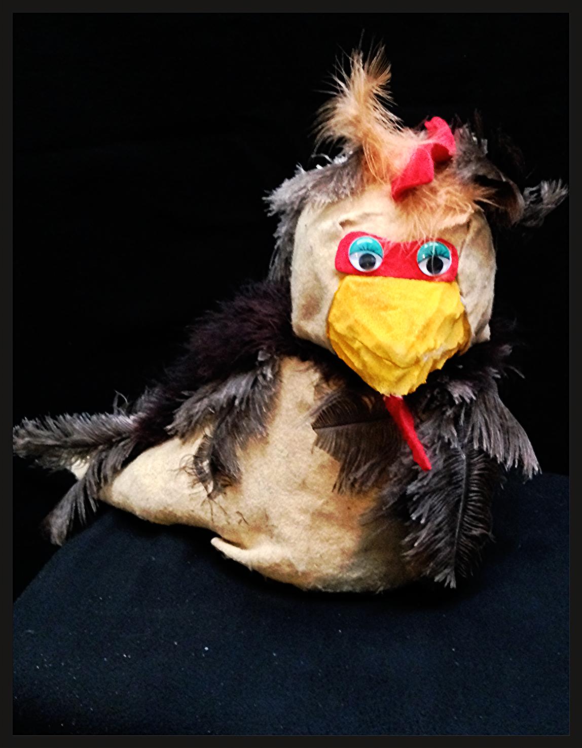 Big Tadoo Puppet