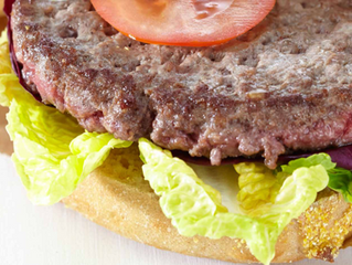 15% Meat Reduced Burgers! HOW?