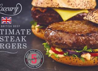 Miso Steak Burger, Iceland !