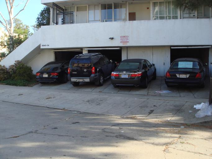 Robison parking
