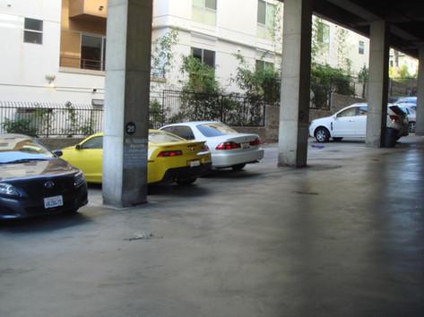 HHH parking