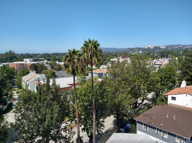 A view of neighborhood