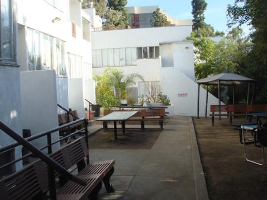 Robison backyard