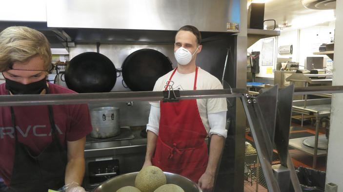 Brian the Kitchen Head