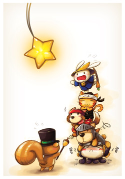 Grab the Star