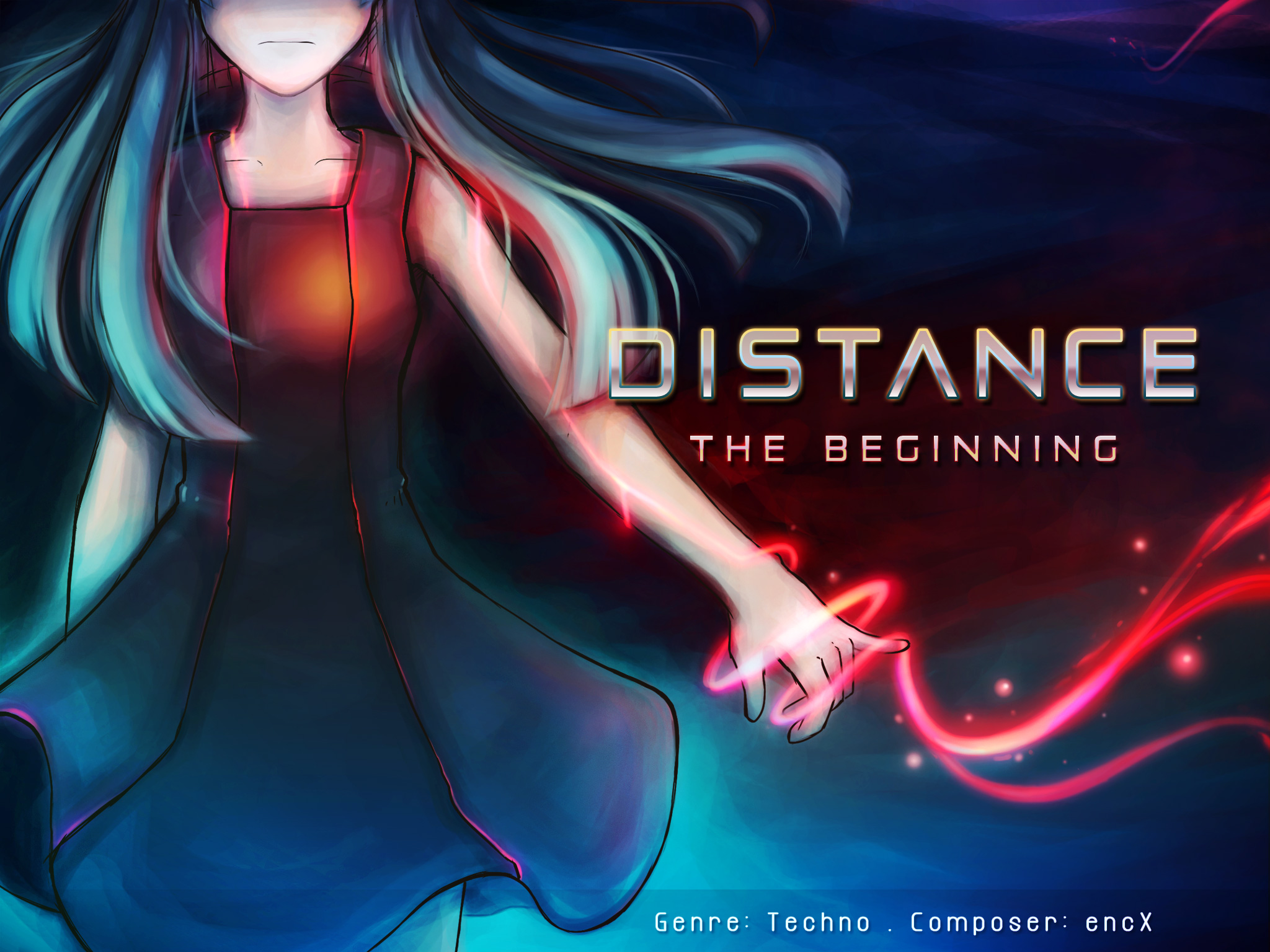 Distance - Album Cover