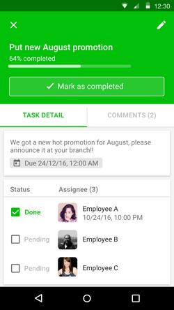 Task Detail - Assigner Full