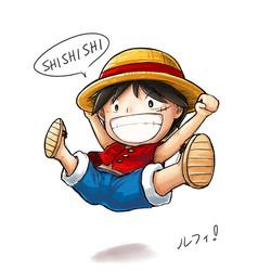 OnepieceCrew01_Luffy