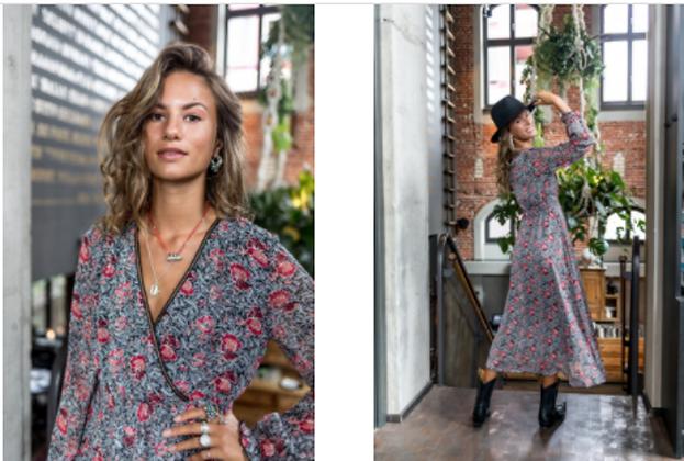 robe rosine