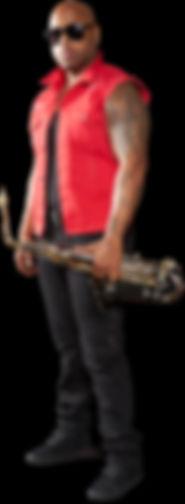 Aaron McCoy saxophone