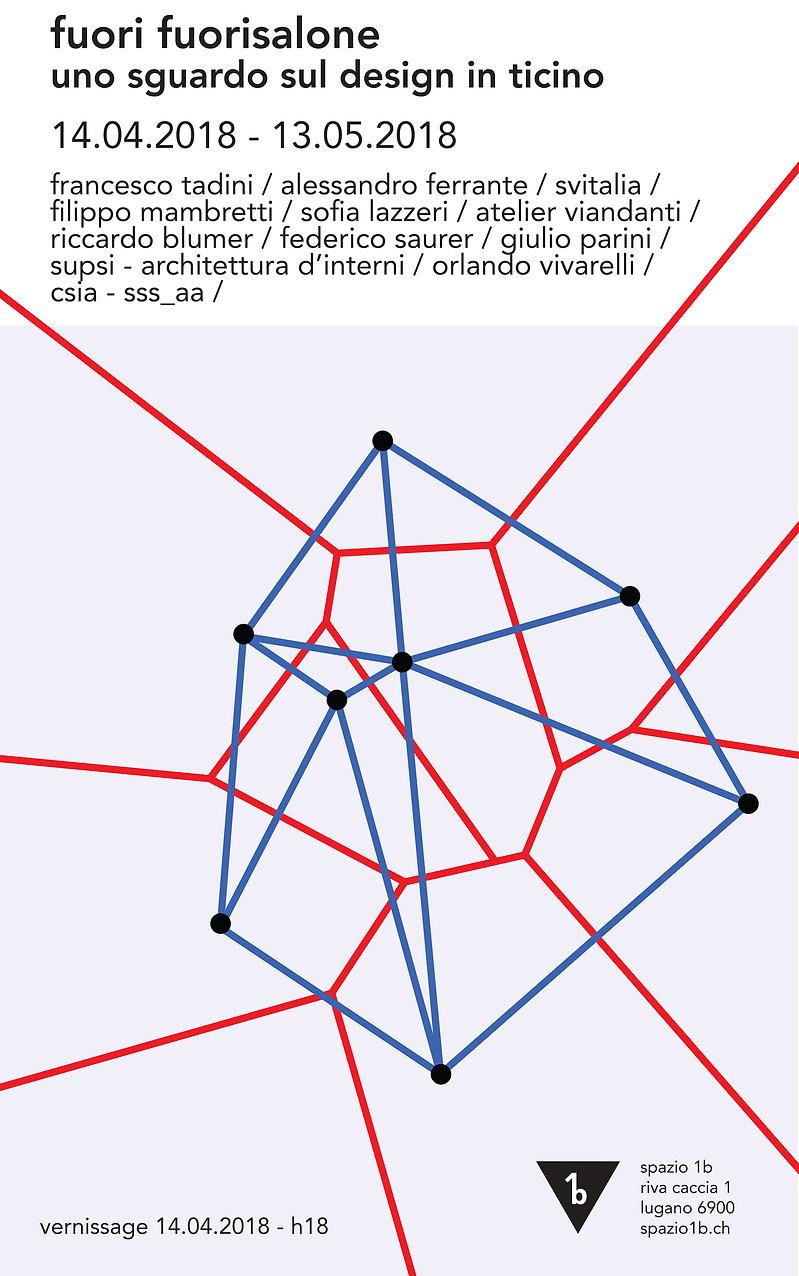 fuorisalone Lugano Design Spazio1b designer ticinesi salone del mobile