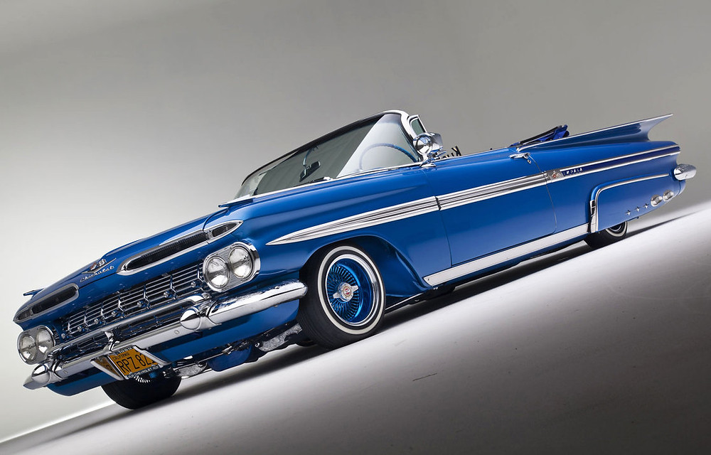 1959 Chevrolet Impala - Lowrider Solutions