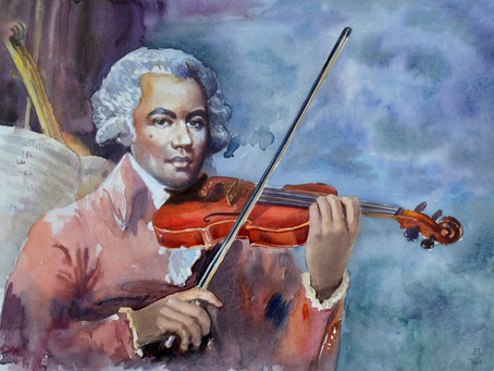 His Name Is Joseph Boulogne Not 'Black Mozart!'