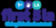 First 5 LA Logo