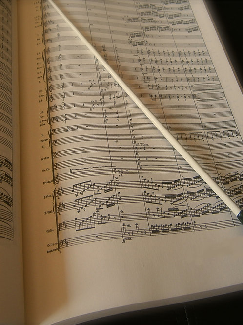 Conductor Scores & Parts