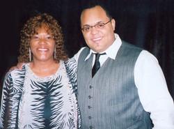 Barbara & Israel Houston
