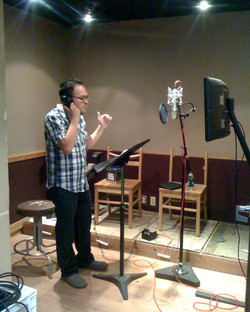 This Time and Age Recording Session
