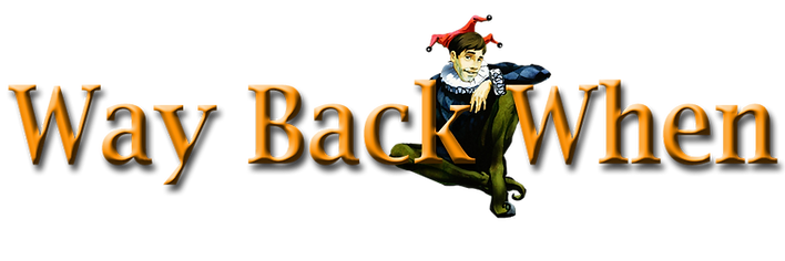 Logo image of Way Back When a musical fairy tale