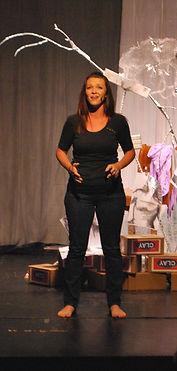 Bridget from Bridget's Girl A New Musical