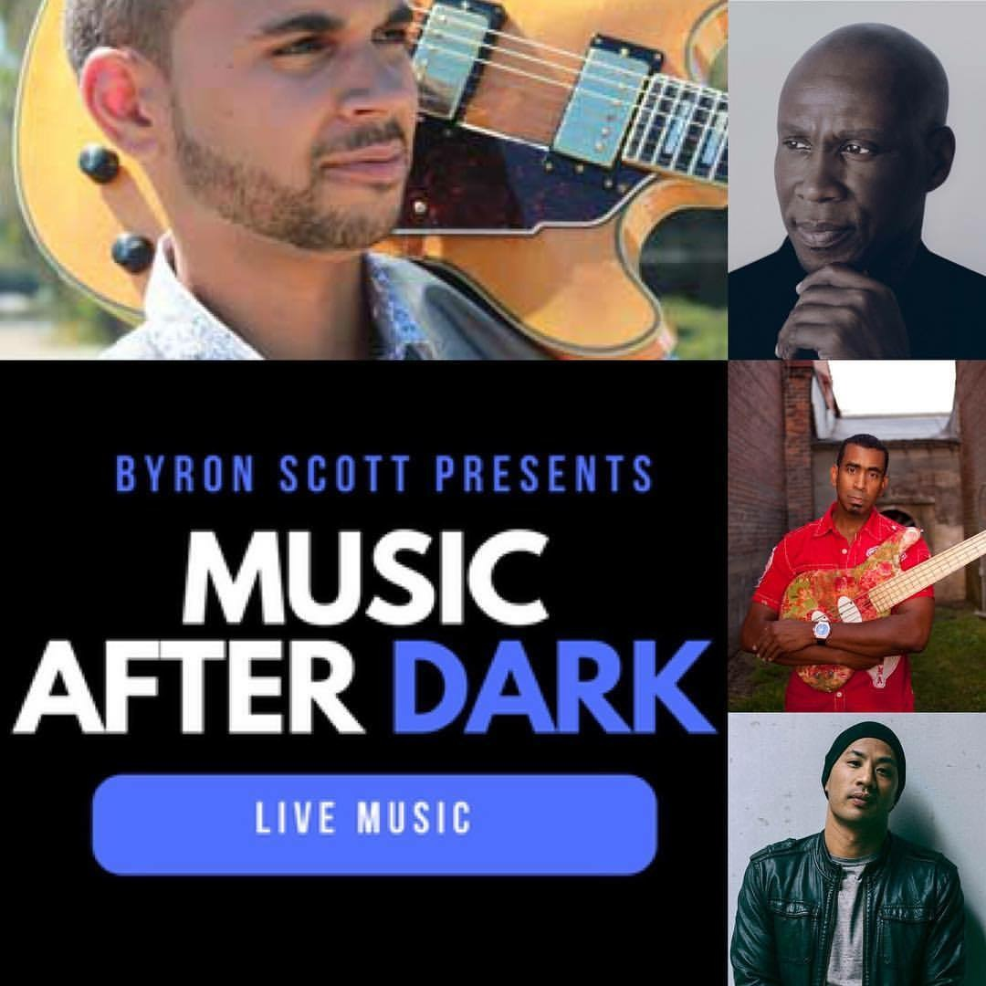 Byron Scott Music After Dark