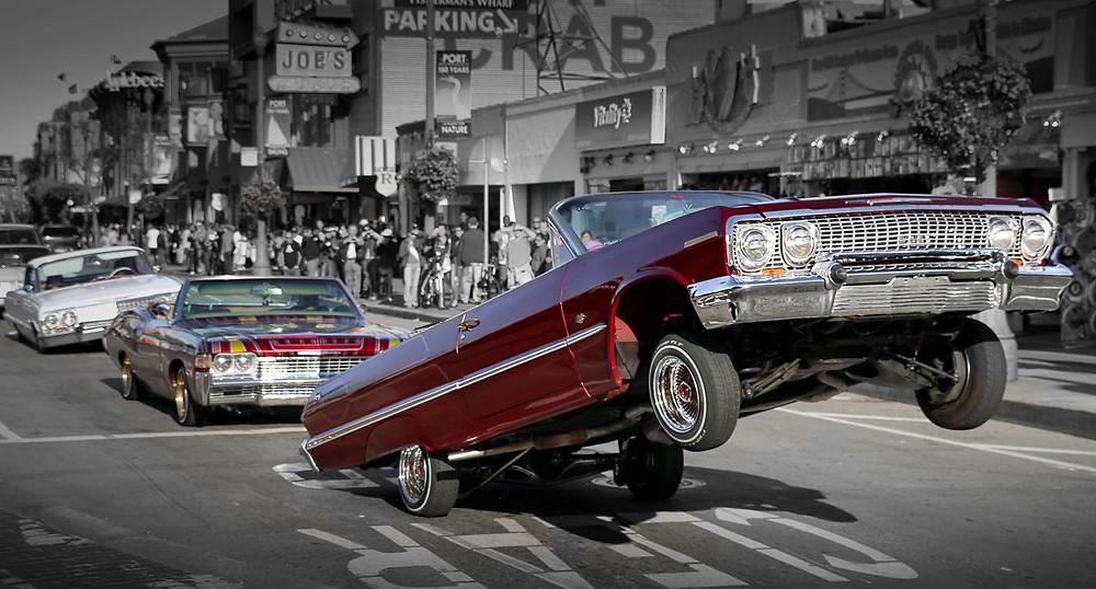 65 Impala - Lowrider Solutions