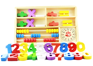 number toy