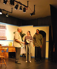 True West directed by James A. Goins