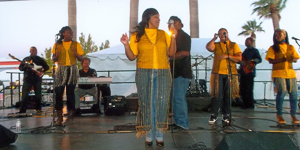 Barbara in Concert at the AV Fair