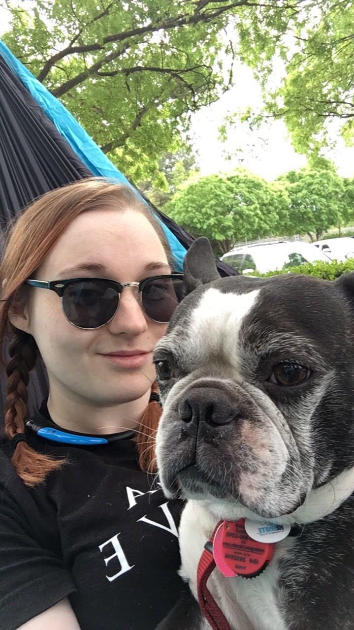 Sarah, th illustrator of Dogs Bond Board Game