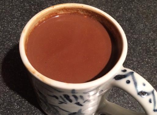 Antioxidant Hot Chocolate