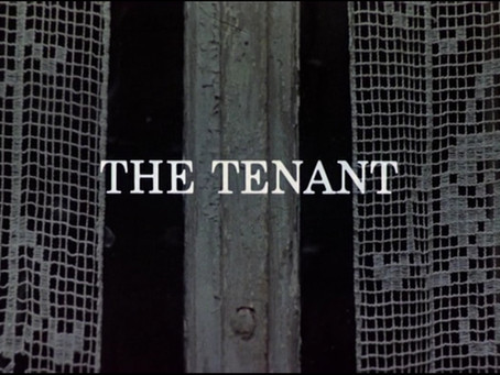 weekly inspiration #4: The Tenant (1976)