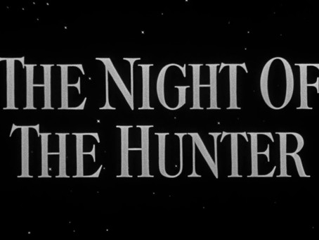 weekly inspiration: The Night of The Hunter (1955)