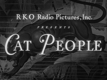 weekly inspiration #2                           CAT PEOPLE (1942)