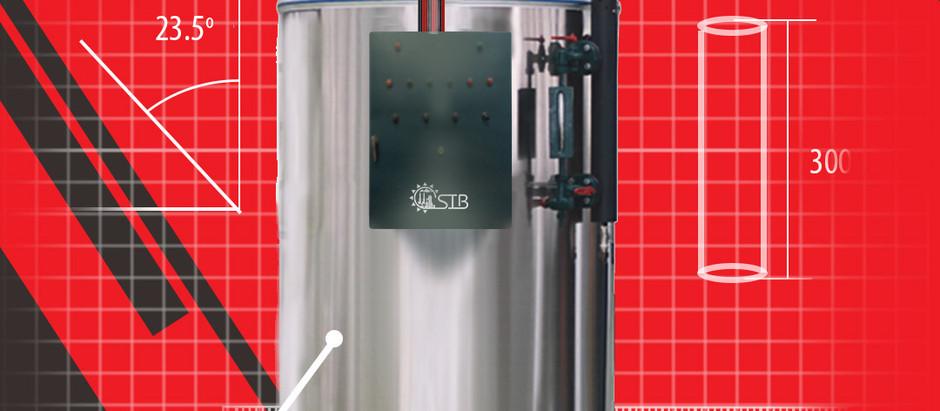 Menjual Steam Boiler Vertical mini 50 - 200 kg/jam, murah