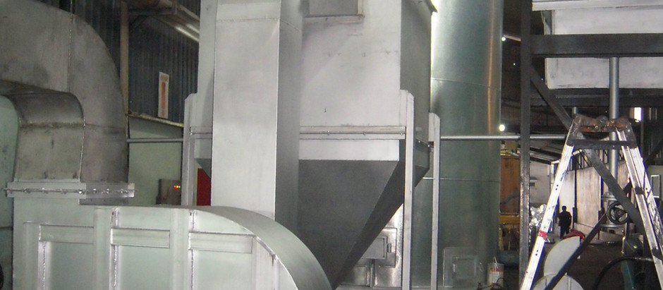Flue Gas Treatment for Coal Fuel (Equipment & Utility)