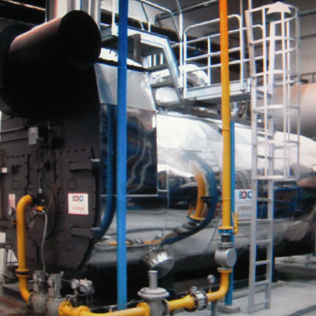 Steam Boiler Horizontal
