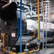 Steam Boiler Horizontal