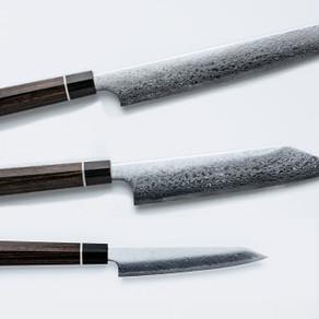 New Tadasuke Chef Knife Series