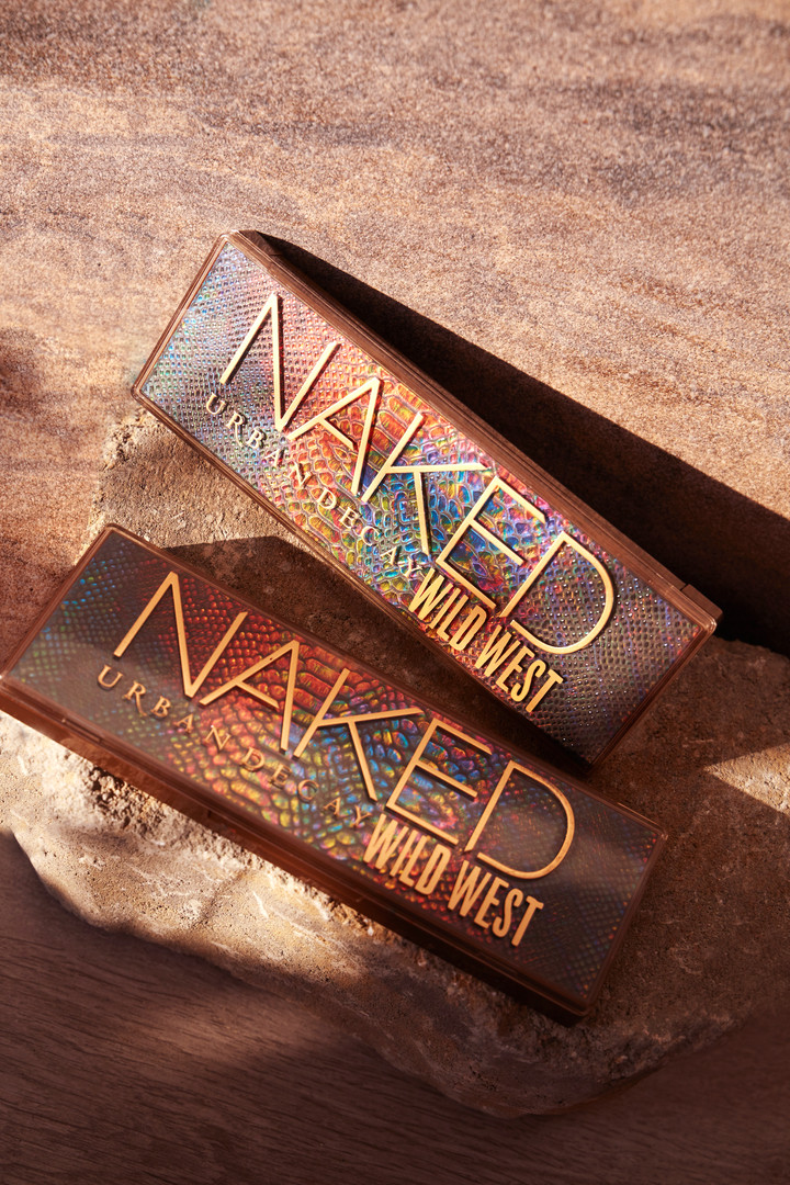 FOR URBAN DECAY COSMETICS NAKED WILD WEST EYESHADOW PALETTE