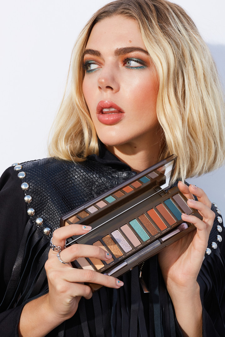 FOR URBAN DECAY COSMETICS NAKED WILD WEST CAMPAIGN