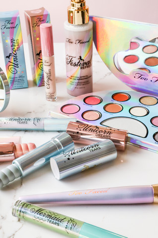 FOR TOO FACED COSMETICS