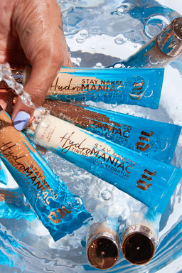 FOR URBAN DECAY COSMETICS STAY NAKED HYDROMANIAC TINTED HYDRATOR